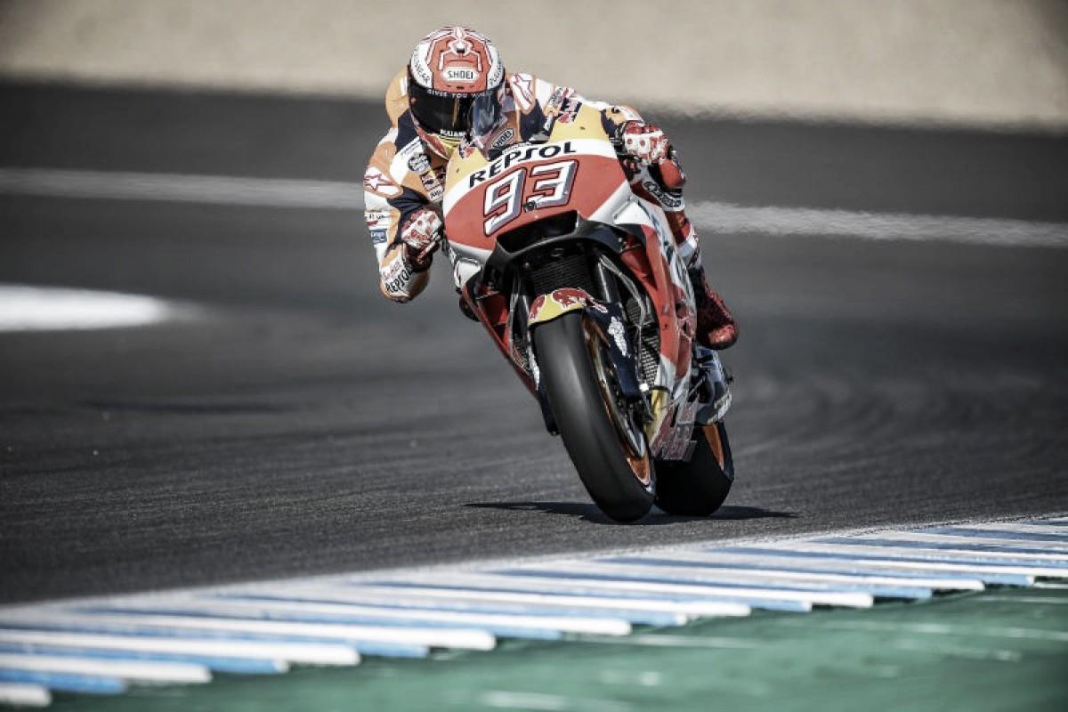 """Marc Márquez: """"Ducati siempre va al límite pero la corona ha sido para nosotros los últimos años"""""""