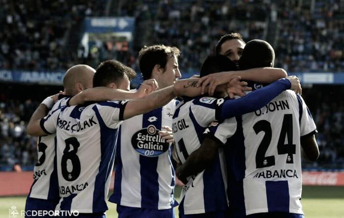 Deportivo - Las Palmas: puntuaciones del Dépor, jornada 38 de La Liga