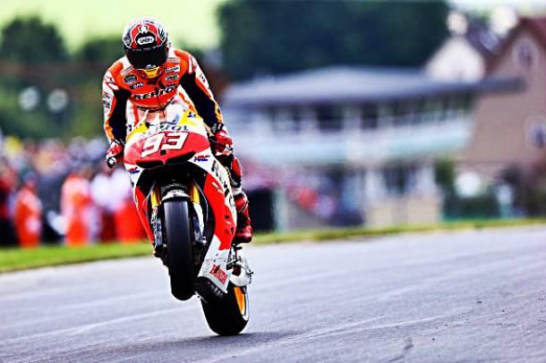 Marc Márquez, artículo 93 de la Ley del Estado de MotoGP