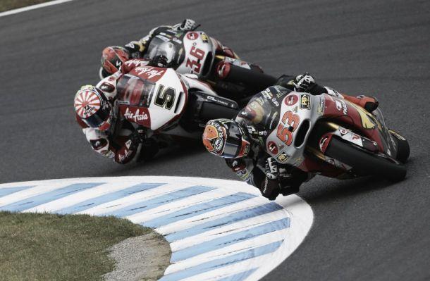Carrera de Moto2 del GP de Australia 2014 en vivo y en directo online