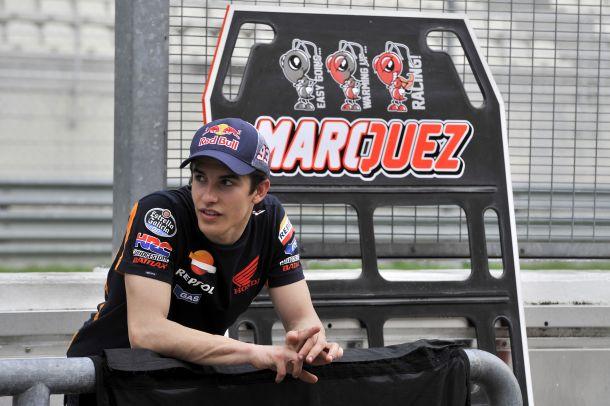 Des bâtons dans les roues de Marc Marquez