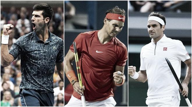 Los más ganadores de Masters 1000