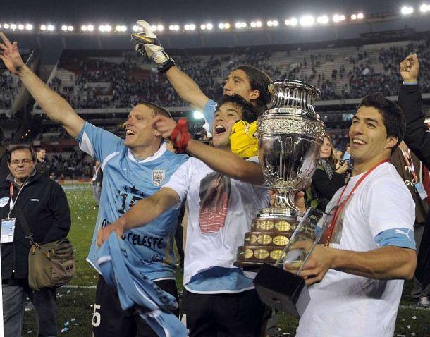 Uruguay junto a Colombia y México