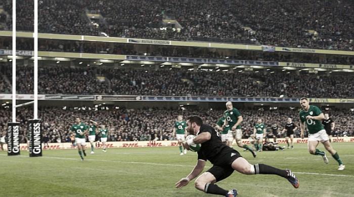 Gales-Australia y Nueva Zelanda -Irlanda, los encuentros del sábado