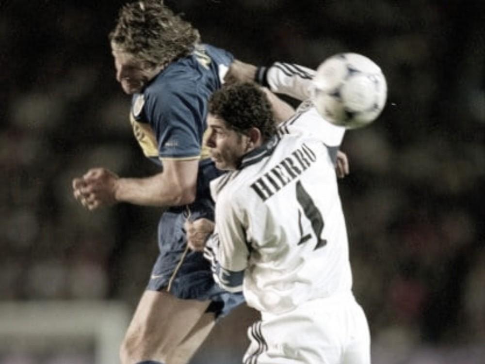 """Hierro recordó la Copa Intercontinental 2000: """"Boca tenía unos jugadores y un entrenador maravilloso"""""""