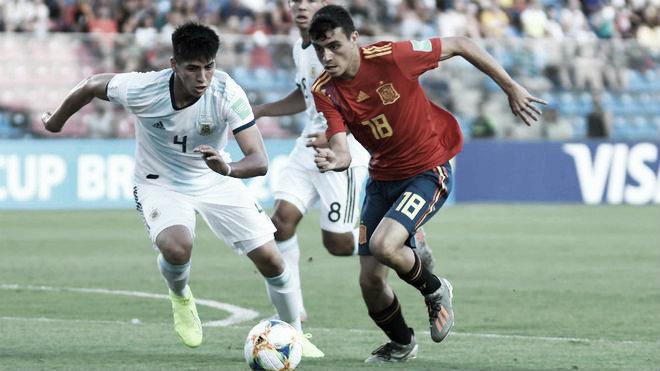 Empate sin goles en el debut de Argentina por el Mundial Sub 17