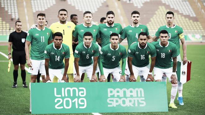 Calendario definido para México en Preolímpico 2020