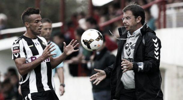 Benfica pondera avançar para a contratação de Marçal