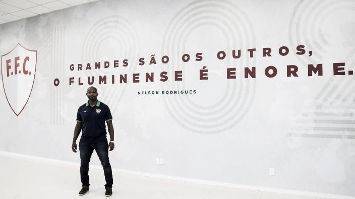 Fluminense anuncia Marcão como novo auxiliar técnico