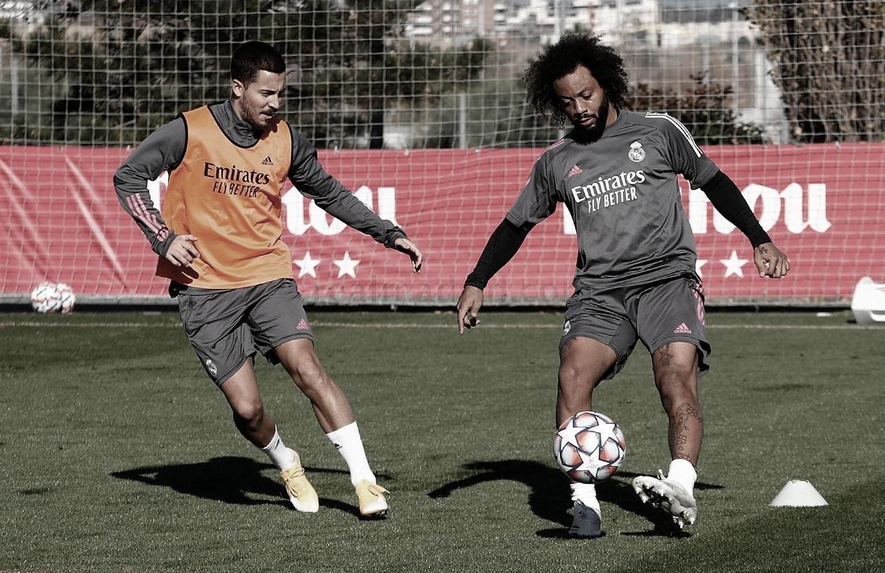 Un Real Madrid repleto de bajas viaja a Milán