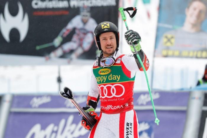 Sci Alpino maschile, Kranjska Gora - Slalom speciale, l'ordine di partenza