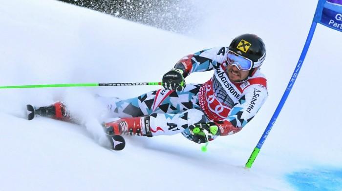 Sci Alpino, Garmisch - Slalom Gigante Uomini 2° manche: Hirscher s'impone di prepotenza