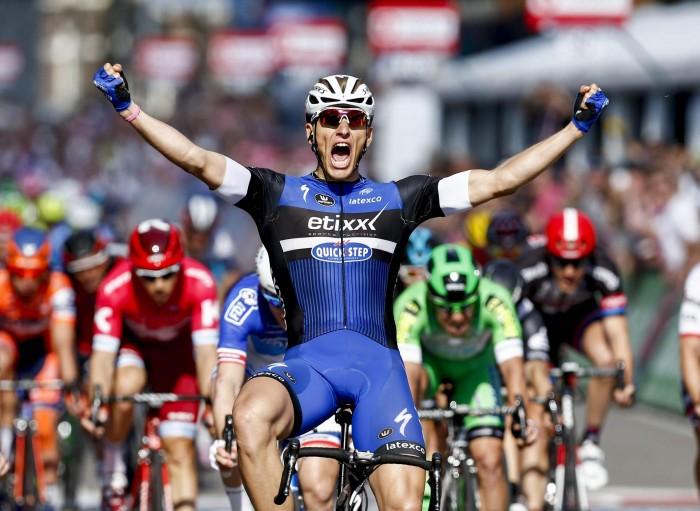 Giro d'Italia 2016, 3° tappa: seconda occasione per i velocisti