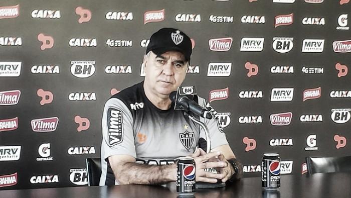 Marcelo Oliveira conta com o apoio da torcida para vencer clássico mineiro