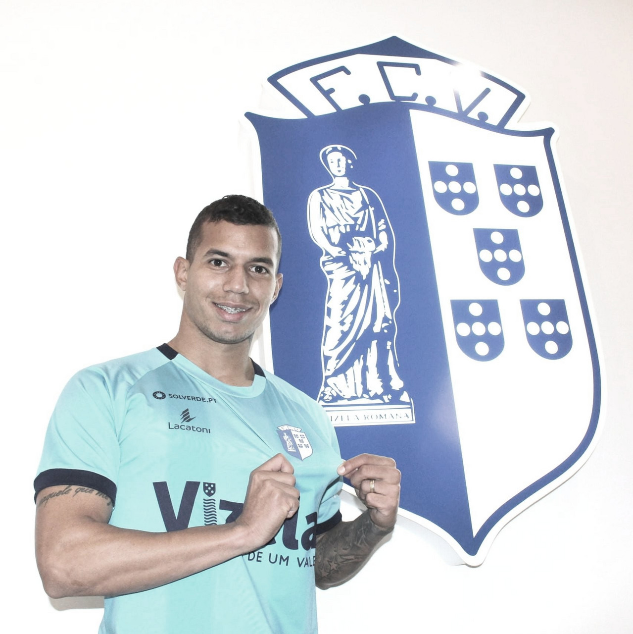 Marcelinho comemora ascensão do Vizela e comenta concentração para buscar acesso