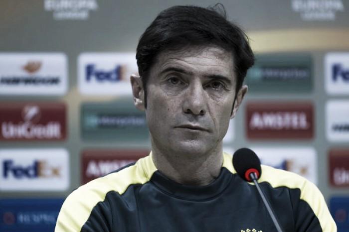 """Marcelino: """"Abbiamo il massimo rispetto per lo Sparta Praga, non sarà facile passare"""""""