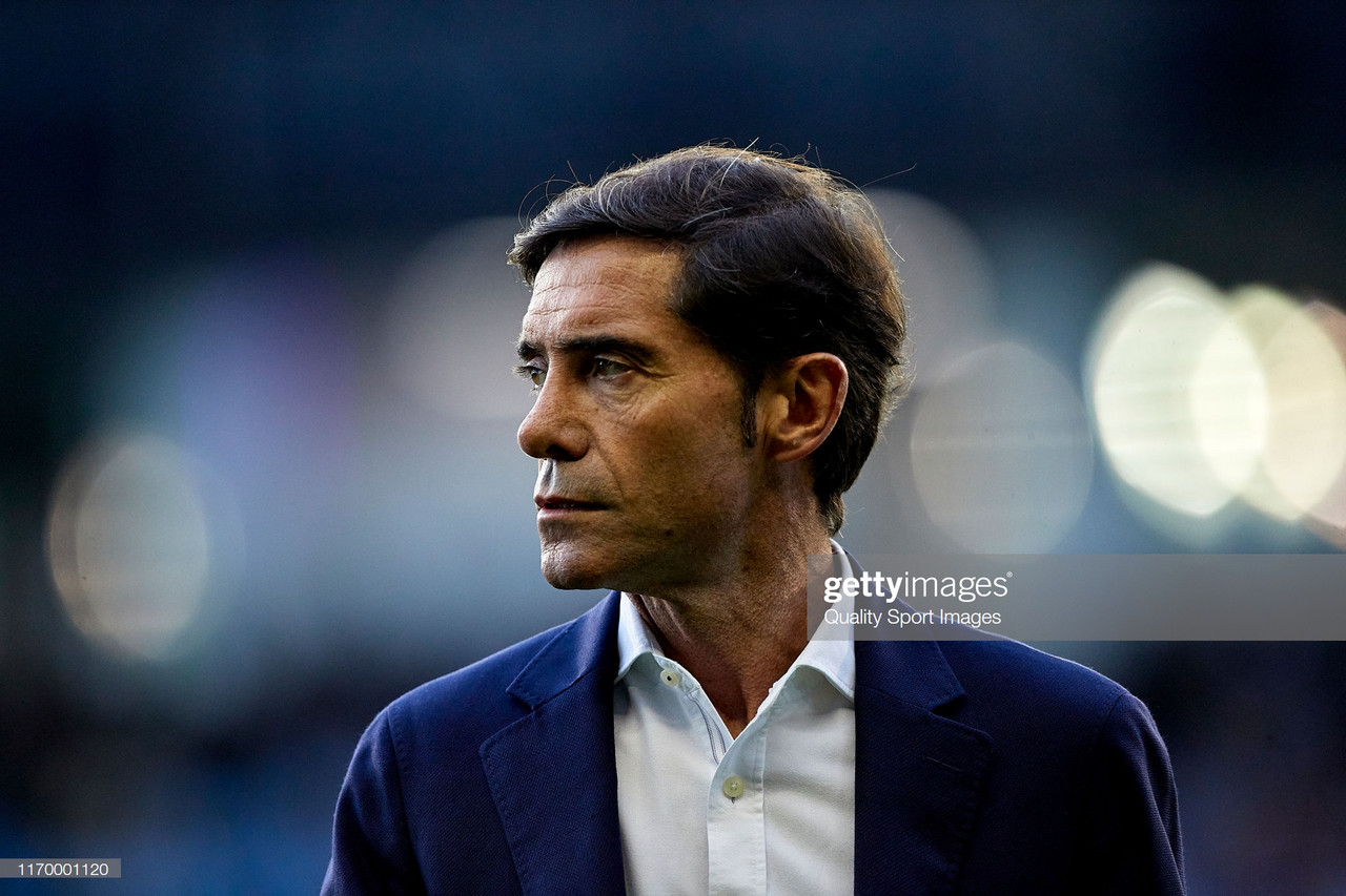 Valencia sack manager Marcelino before Champions League clash with Chelsea