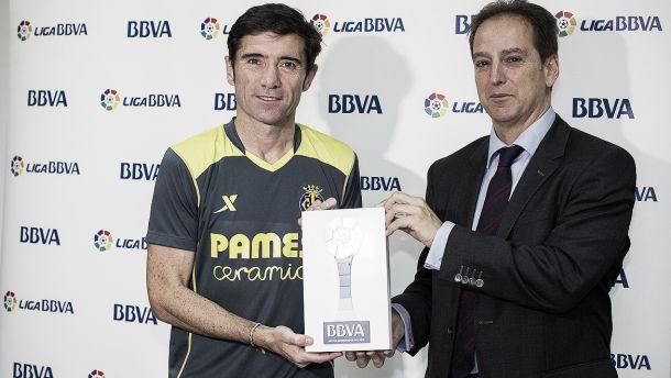Marcelino es nombrado el mejor técnico de la Liga en el mes de septiembre