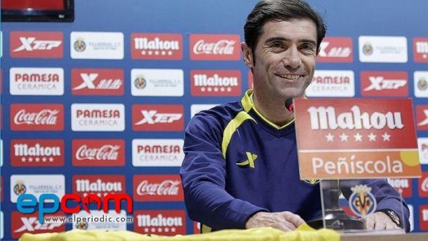 """Marcelino: """"Si queremos repetir en Europa lo más importante es la Liga"""""""