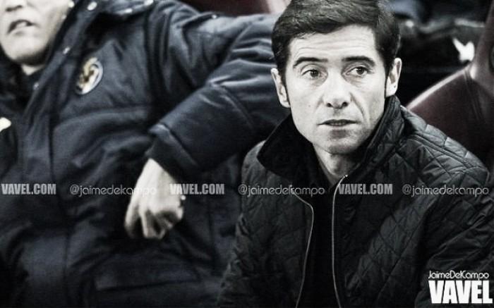 """Marcelino: """"El Athletic de Bilbao fue superior, no hemos sabido atacar"""""""