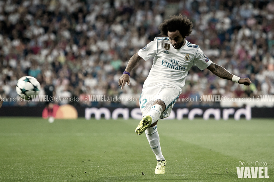 """Marcelo: """"Está siendo una temporada muy jodida, pero tenemos que darlo todo por este escudo"""""""