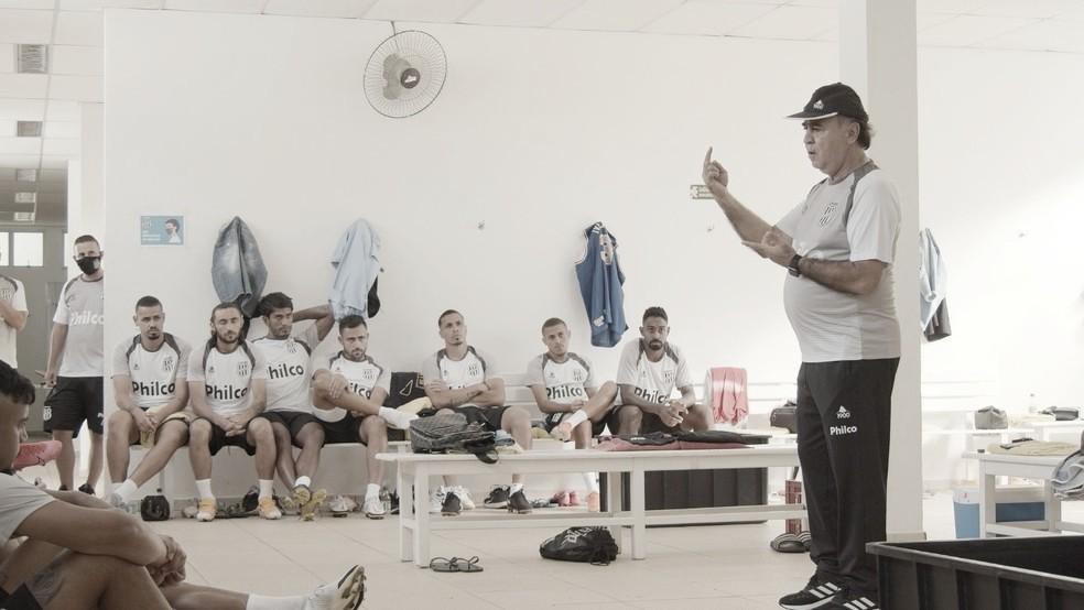 Marcelo Oliveira em América-MG 1 a 1 Ponte Preta (Foto: Alberto Nucci/PontePress)