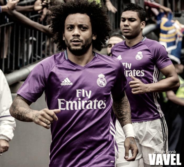 """Marcelo: """"Ramos nunca se da por vencido, y eso es algo que pocos tienen"""""""
