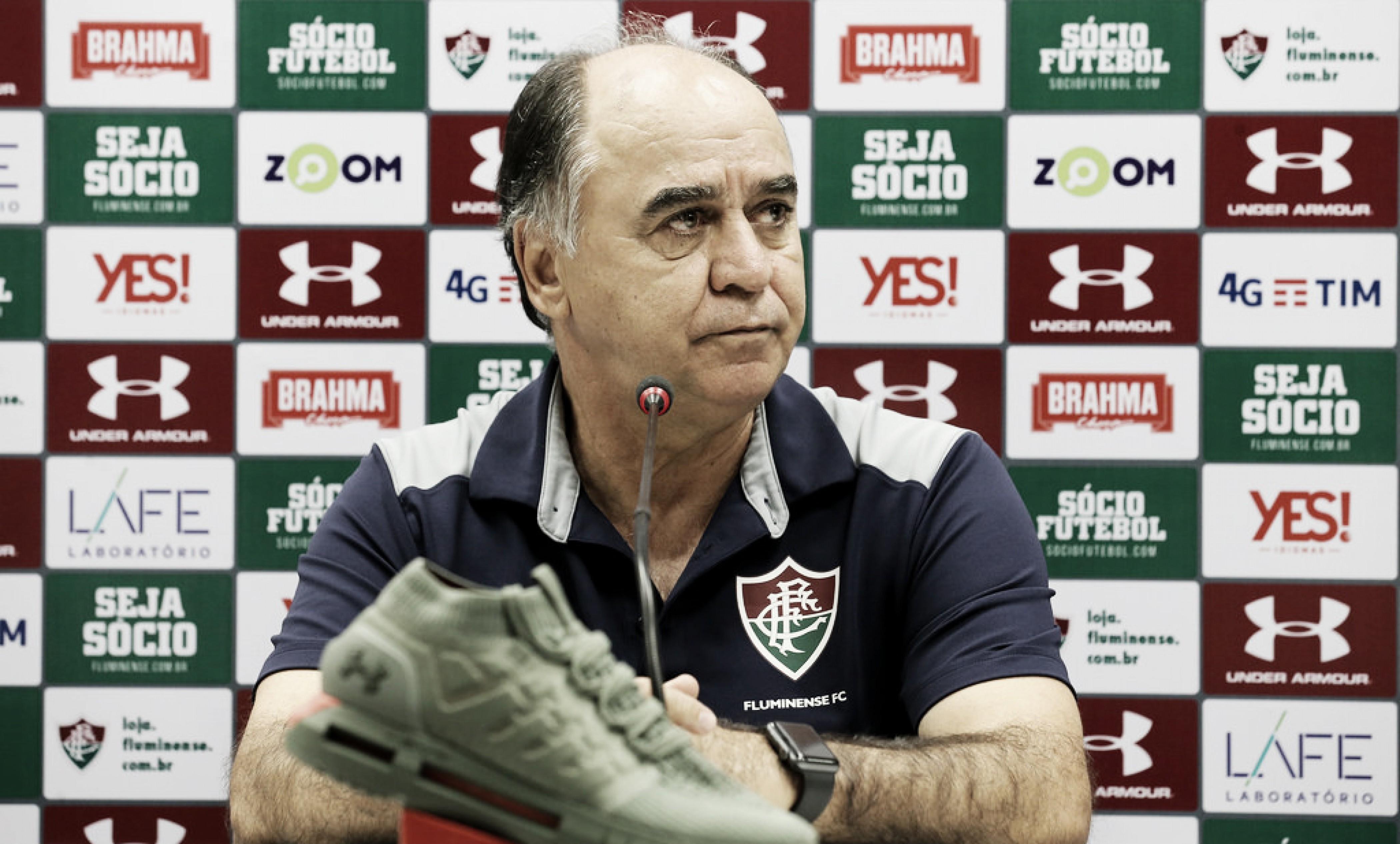 Marcelo Oliveira elogia Rodolfo e celebra vitória sobre o Botafogo: ''Merecemos ganhar''