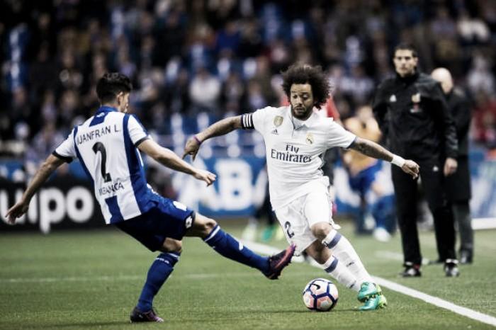 Real Madrid estreia na La Liga com vitória sobre o La Coruña