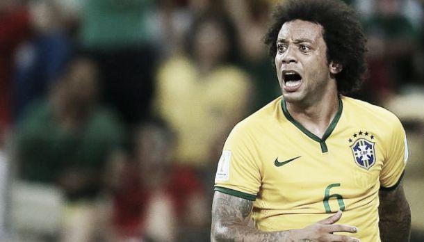 Marcelo y Marquinhos no jugarán frente a la Selección Peruana