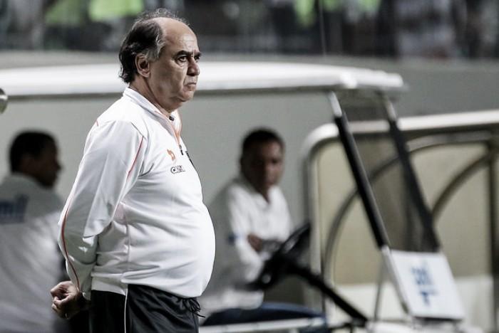Marcelo Oliveira lamenta desfalques e pede reforços após derrota do Atlético-MG