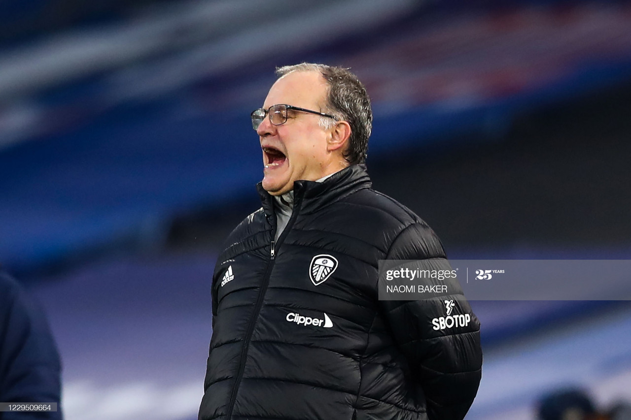 The five key quotes from Marcelo Bielsa's post-Crystal Palace press conference