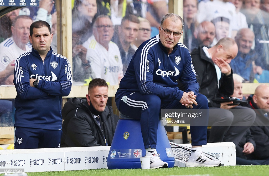 The key quotes from Marcelo Bielsa's post-Everton press conference