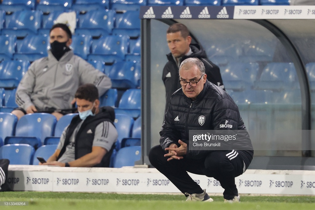 The Key Quotes from Marcelo Bielsa's pre-Manchester United press conference