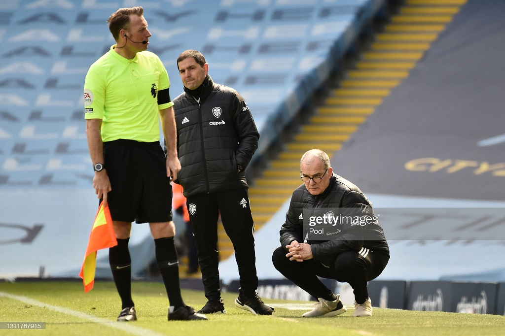 The Key Quotes from Marcelo Bielsa's post-Manchester City Press conference