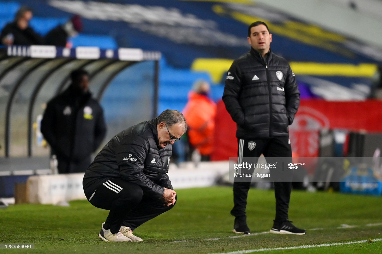 The Warm Down: A night to forget for Marcelo Bielsa's Leeds United
