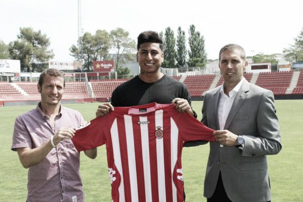 Marcelo Djalo jugará cedido una temporada en el  Girona FC