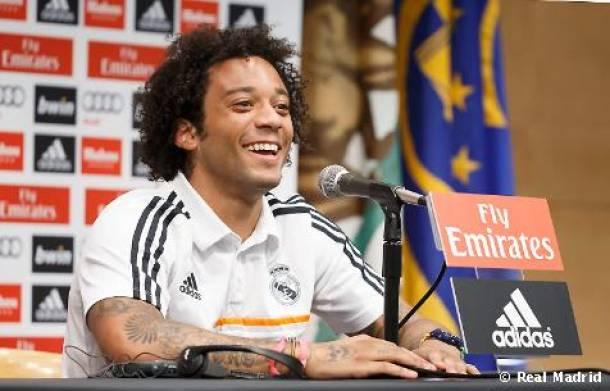 """Marcelo: """"Tenemos nuevos jugadores pero el pensamiento es el mismo, intentar ganar"""""""