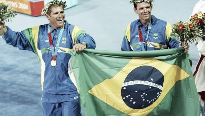 Ouro Olímpico: relembre Atenas 2004 e a supremacia de Marcelo Ferreira e Torben Grael