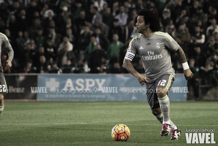 """Marcelo: """"Volveremos a jugar al ataque en el partido de vuelta"""""""