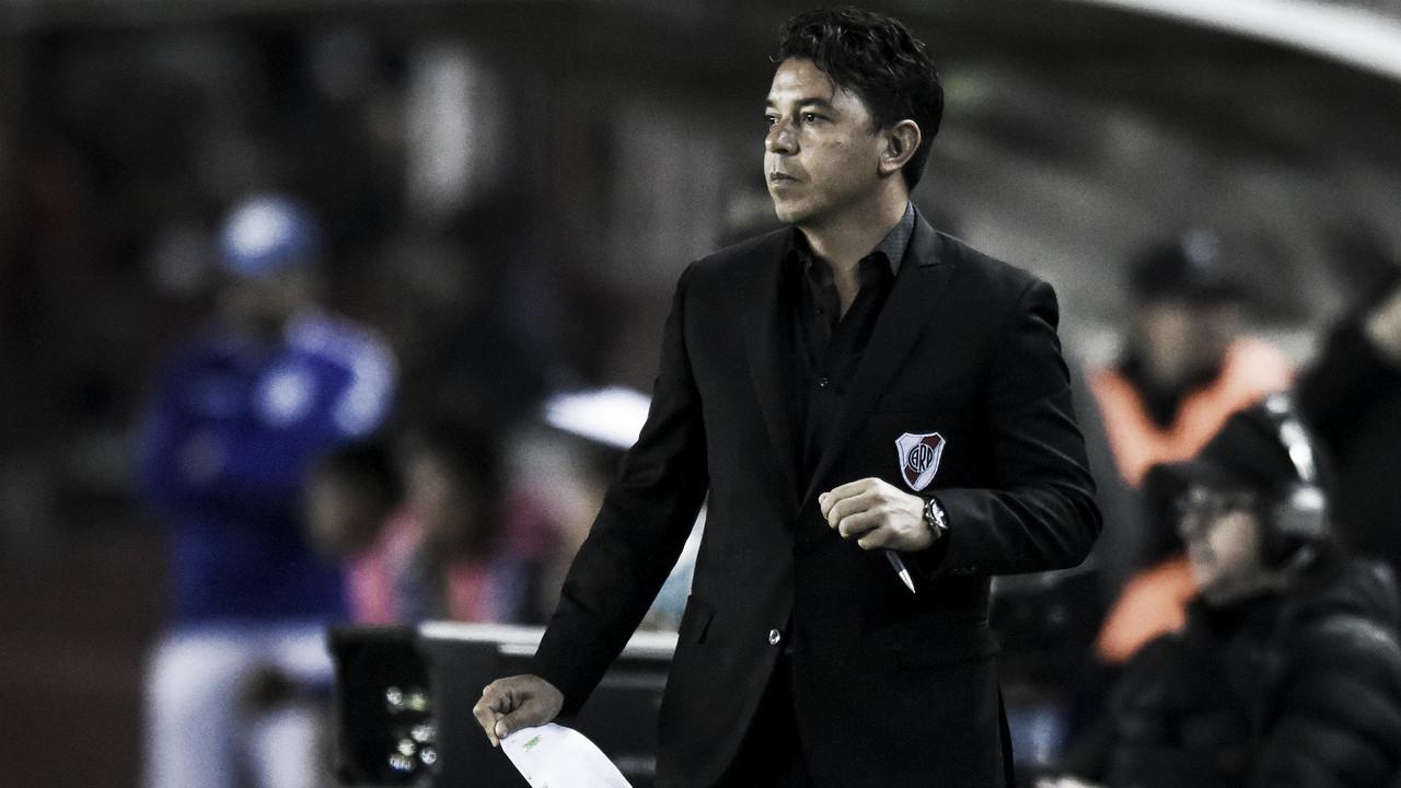 Marcelo Gallardo habló luego de la clasificación a cuartos