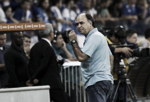 """Marcelo Oliveira pede desculpas à torcida do Cruzeiro por """"erros inadmissíveis"""" contra River"""