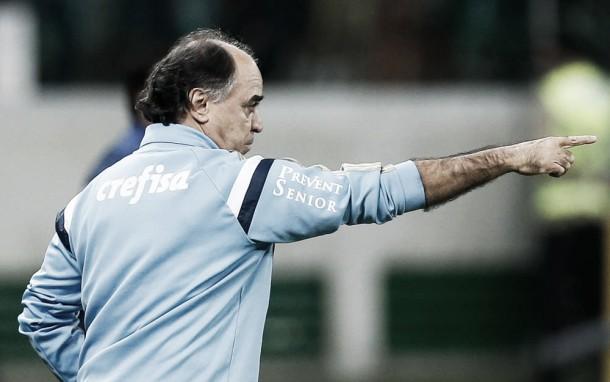 Marcelo Oliveira aprova garra do Palmeiras, mas cobra organização na final da Copa do Brasil