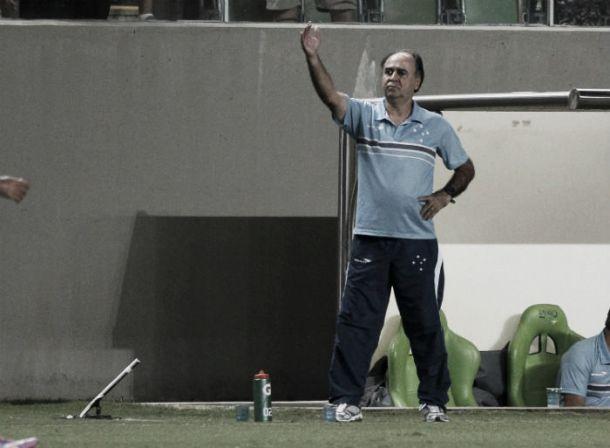 Marcelo Oliveira faz críticas à arbitragem após eliminação do Cruzeiro no Mineiro