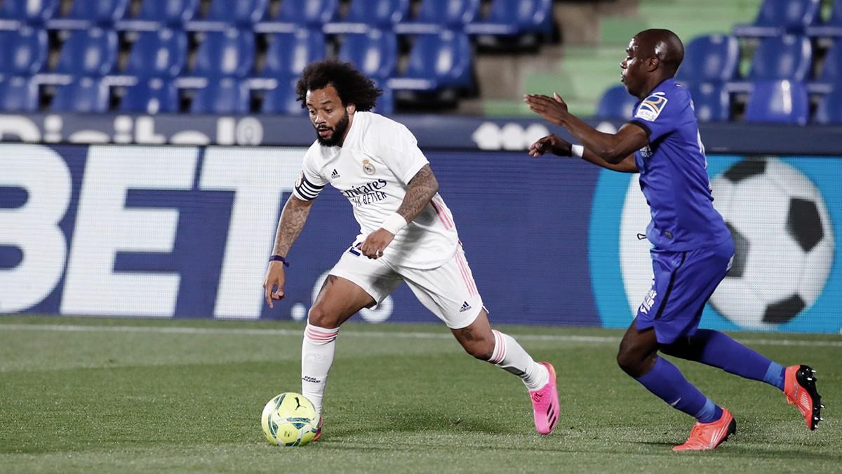 """Marcelo: """"No creo que hayamos perdido dos puntos, yo creo más que hemos ganado uno"""""""