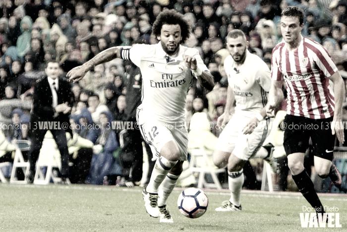 Marcelo, el lateral rey de Europa gracias a sus asistencias