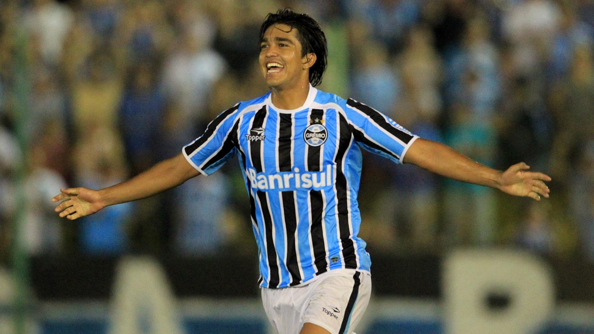 Marcelo Moreno completa um mês sem jogar pelo Grêmio