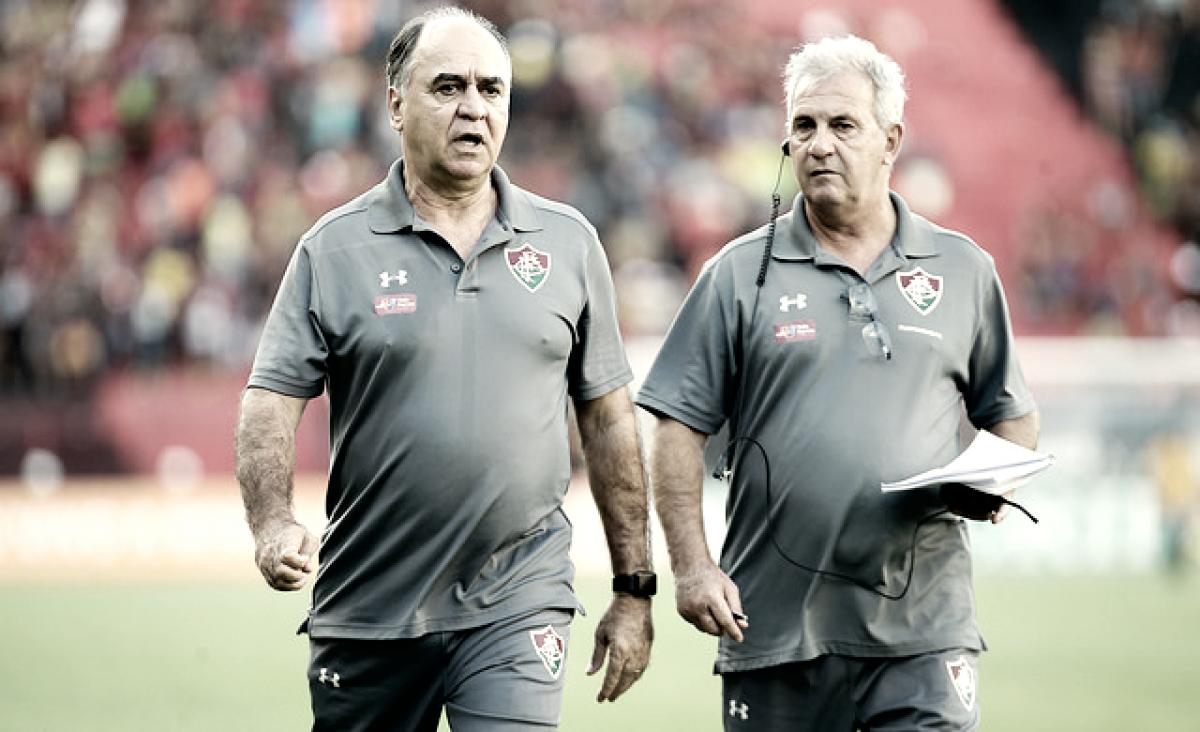 Análise VAVEL: Marcelo Oliveira terá quebra cabeça para montar Fluminense contra Palmeiras