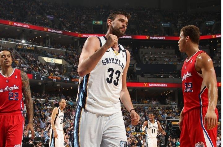 Defesa vai bem novamente e Grizzlies vence Clippers
