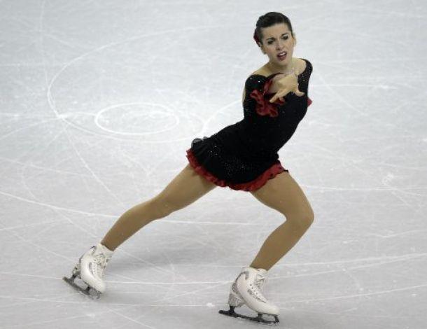 Pattinaggio, team event: Marchei terza nel libero, per la Russia è già oro